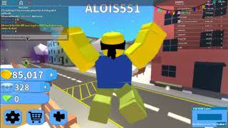 The 10 toys of Noob simulator Noel Roblox