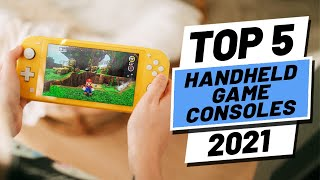 Top 5 BEST Handheld Game Console of (2021)