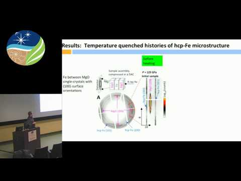 Geophysical Laboratory Seminar Series - Ross Hrubiak