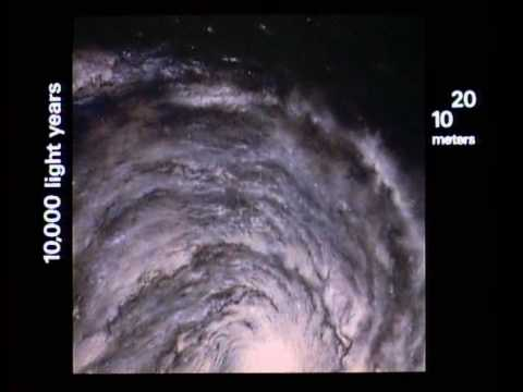 Gas - Microscopic (Ambient Electronic Space)