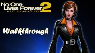 [PC] No One Lives Forever 2: A Spy In H.A.R.M.