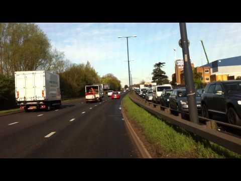 London streets (339.) - Holland Park (W11) - Northwood (HA6)