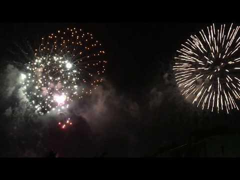 2017.08.01 福岡大濠公園花火 ohori park hanabi