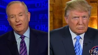 O'Reilly Coaches Trump On Dog Whistle Politics