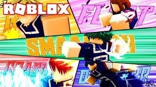 QUIRK RARO DECAY AND TRAINING! 🔥 Boku no Roblox: Remastered