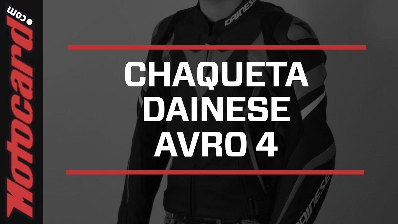 ReviewBlouson Moto En Cuir Motocard 4 Dainese · Avro rWCoEQdxBe