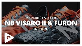 New Balance Visaro 2.0 Pro & Furon 2.0 Pro Unboxing
