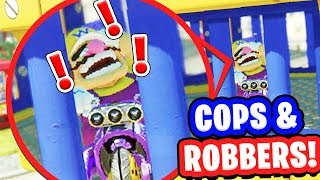 *BRAND NEW* MARIO KART 8 DELUXE COPS AND ROBBERS CUSTOM MINIGAME