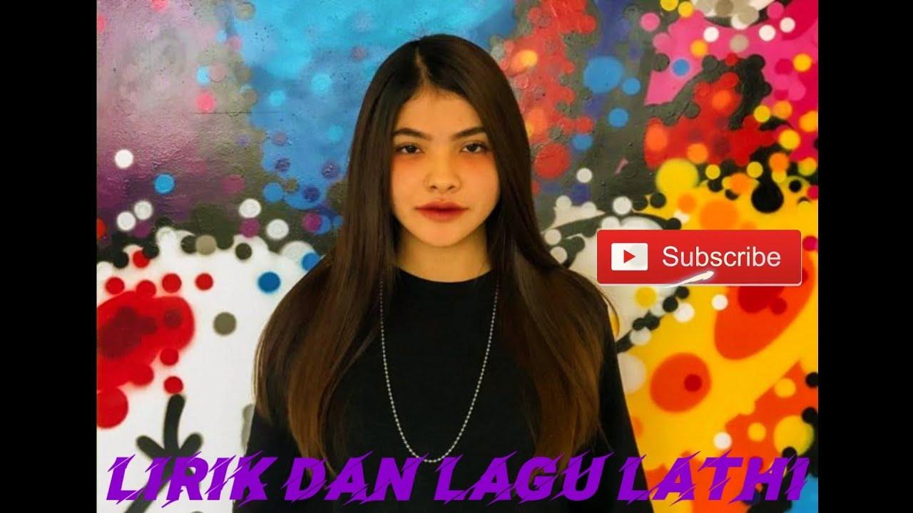 lagu lathi lirik youtube