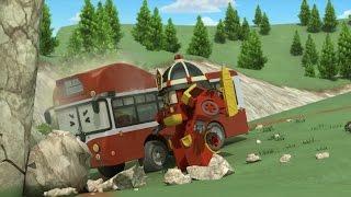 Робокар Поли - Приключение друзей - Лгунишка Роди жадный (мультфильм 27 в Full HD)