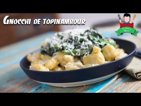 recette-des-gnocchi-de-topinambour-et-épinard