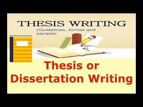 How To Write A Good Thesis Or Dissertation  Step By Step Guidelines - Thesis Series 2
