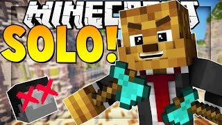 MY FIRST SOLO EVER - Minecraft Money Wars #2 w/ JeromeASF