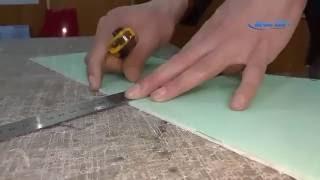 видео объемные буквы с подсветкой