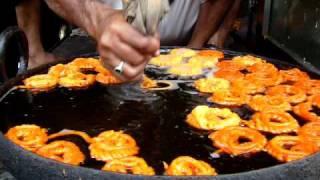 джалеби в Джаяпуре Сундара Мадхава