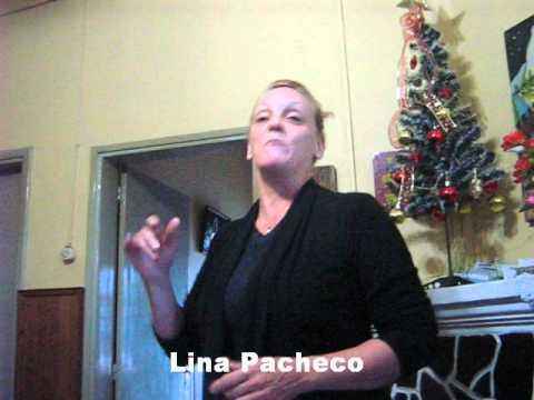 Lina Pacheco canta Baldosa Floja en Cardona