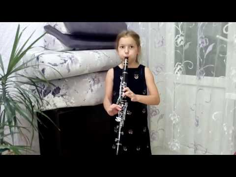Умка на кларнете