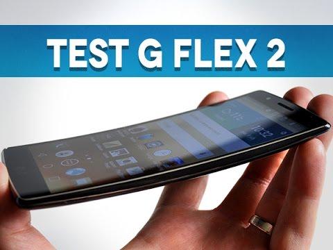 Test LG G Flex 2 - Test Mobile