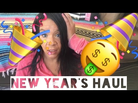 New Years Weekend SHOPPING HAUL!!! Victoria's Secret, Sephora and Bath & Body Works