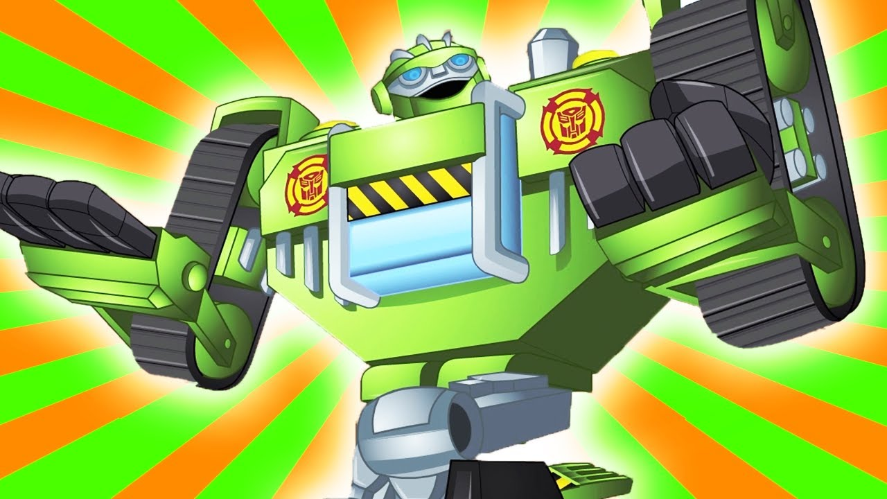 Transformers Official | The Best of Boulder | Full Episodes | Transformers Rescue Bots