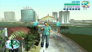 How to Get Jetpack in GTA Vice CIty (Cheat)?