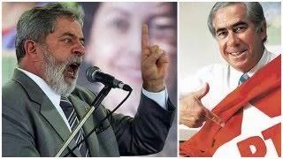 Lula no grampo disse: 'o favelado não pode me dar dinheiro. Quem pode me dar, são os empresários' thumbnail