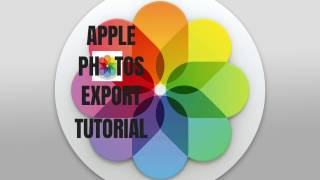 Copy Apple's Photos (New) to External Hard Drive!