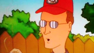 one of the better dale gribble moments