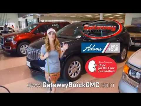 Gateway Buick GMC is a St. Louis Buick, GMC dealer and a new car ...
