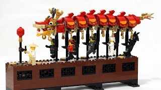 lEGO 80102 Dragon Dance - Smooth Motion Modification