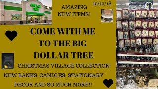 Come with me to Dollar Tree 8/24/18