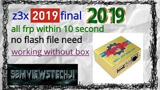 How to install Z3X Pro Cracked 2019 1000% working without BOX without Smart Card full guide