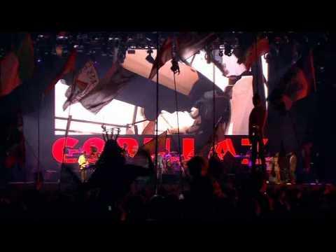 Gorillaz - Stylo (Live @ Glastonbury 2010)