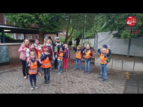 Walking Bus Radio Köln über Pressetermin 14.6.2017