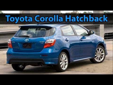 toyota corolla hatchback 2016 youtube. Black Bedroom Furniture Sets. Home Design Ideas