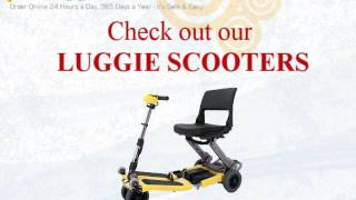 Durable Portable Scooter For Travel