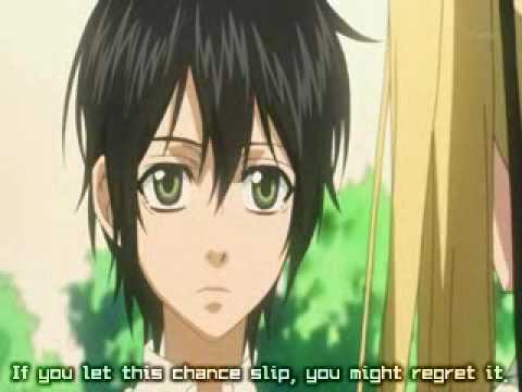 Nabari no ou - Miharu's blackmail