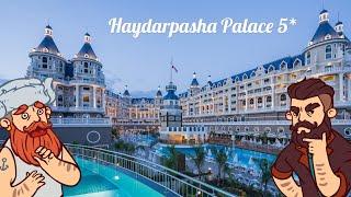 HAYDARPASHA PALACE 5 ЧЕСТНЫЙ ОБЗОР ОТЕЛЯ