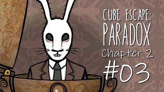 ลึกลับจนต้องใช้ตัวช่วย | Cube Escape Paradox Chapter 2-3