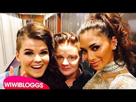 X Factor: Saara Aalto 'jealous' of girlfriend's Nicole Scherzinger selfie?