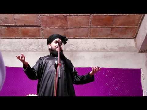 احمد رضا منظرى تقرير - Ahmed Raza Manzari Taqreer - अहमद रज़ा मंज़री तक़रीर