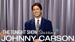 Ray Romano's Hilarious First Appearance on The Tonight Show Starring Johnny Carson - 11/15/1991
