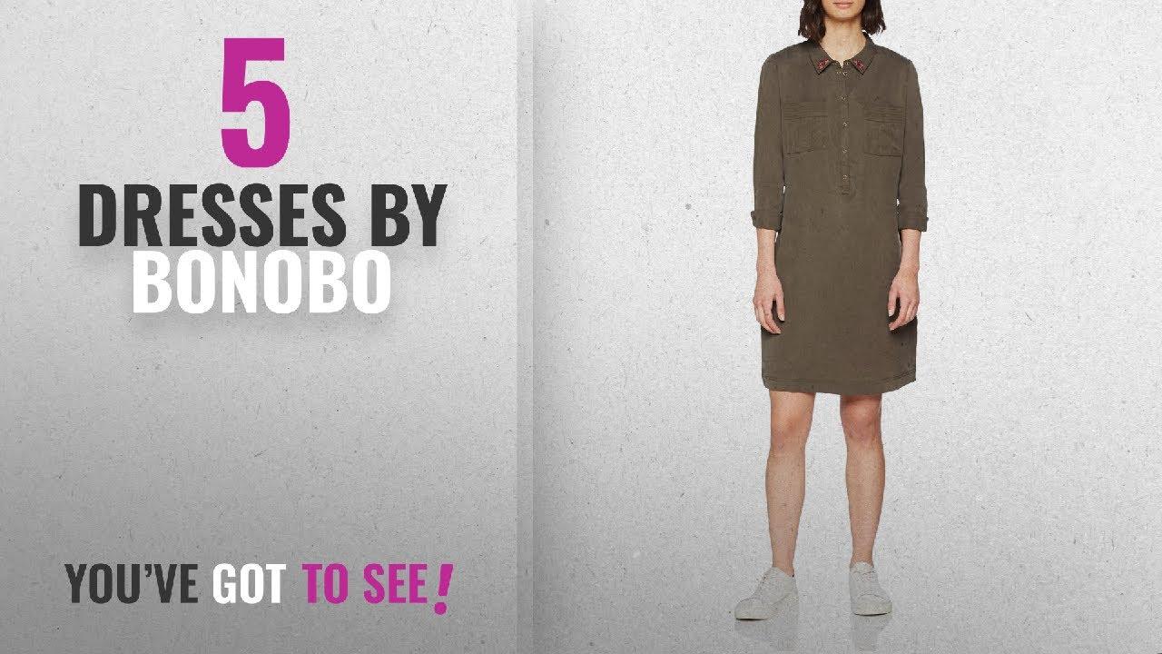 Top 10 Bonobo Dresses  2018   Bonobo Women s Elisarogf Party Dress ... a74bfc9c6328