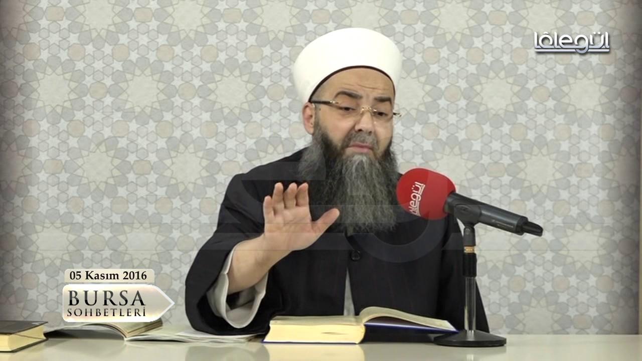 05 Kasım 2016 Tarihli Bursa Sohbeti - Cübbeli Ahmet Hocaefendi Lâlegül TV