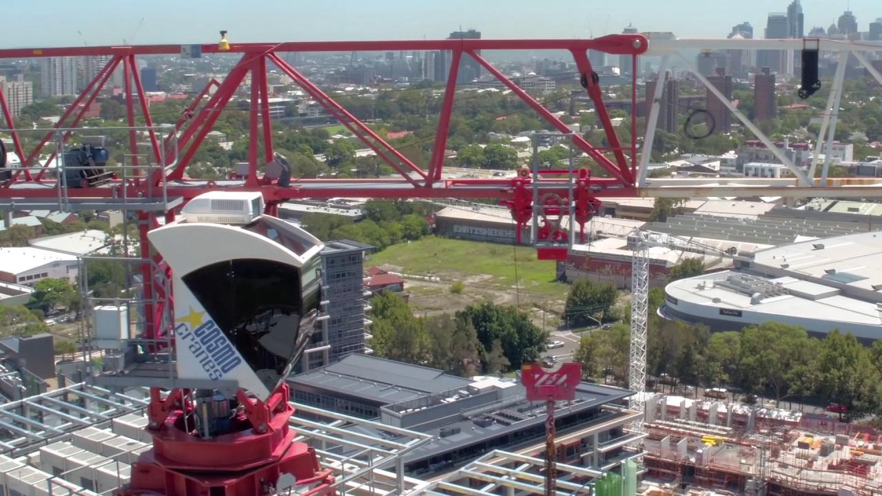Crane Hire | Tower Crane Hire | Australia - Cosmo Cranes