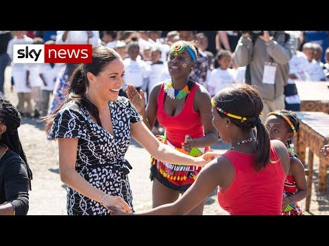 Special Report: Harry and Meghan's tour of Africa