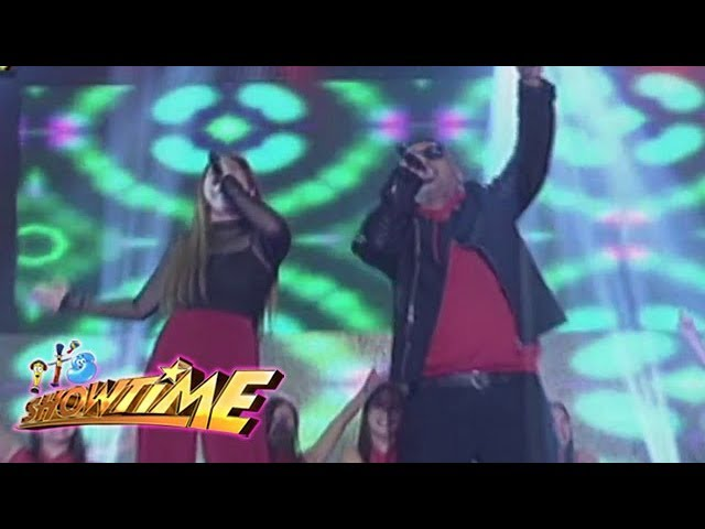 It's Showtime: Angeline Quinto and Andrew E. rock the It's Showtime stage!