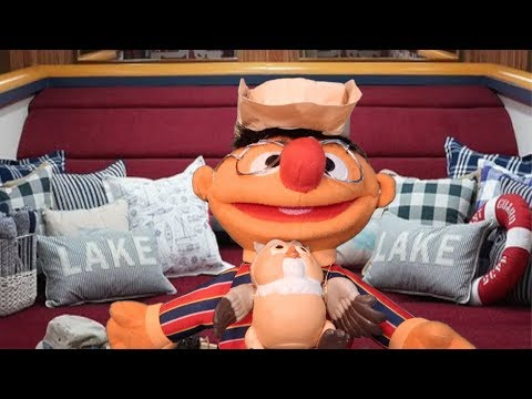 Big Brother 21 Puppet Theatre #2