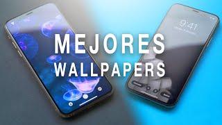 Los MEJORES WALLPAPERS para ANDROID & IOS