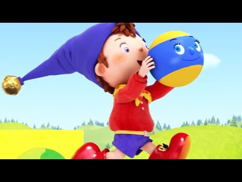 Noddy In Toyland | Bouncy Ball Comes to Play | Noddy English Full Episodes | Cartoons For Kids